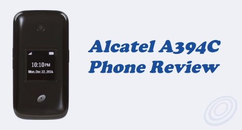 Tracfone Alcatel OneTouch A394C review