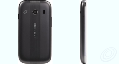 Tracfone Samsung S766C Galaxy Stardust back Side