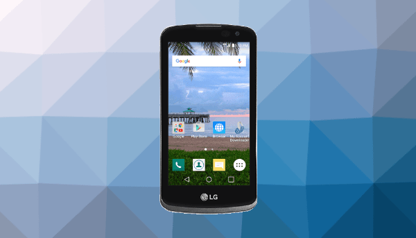 TracFone LG Rebel LTE Pictures