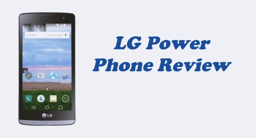 Tracfone LG Power (L22C) Phone Review