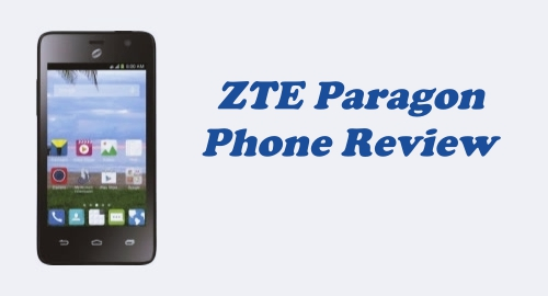 Tracfone ZTE Paragon (Z753G) Review