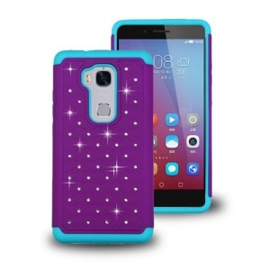 Huawei Sensa Dual Layer Hybrid Case by LUXCA