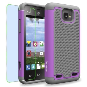 ZTE Paragon Heavy Duty Case by Innovaa