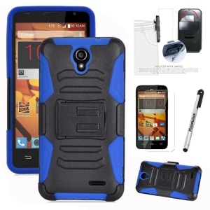 ZTE ZFive 2 Heavy Duty Case by Phonelicious