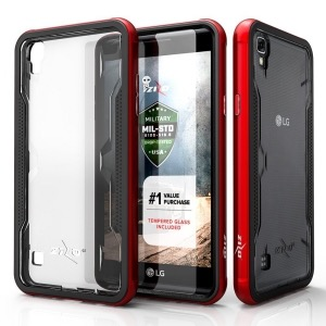 LG X Style Shock Series Case by Zizo