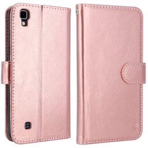 LG X Style Wallet Flip Case by LK