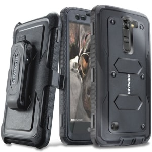 LG K7 Heavy Duty Case by COVRWARE