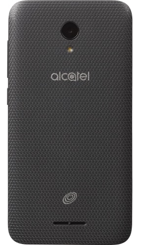 Alcatel Raven Back View