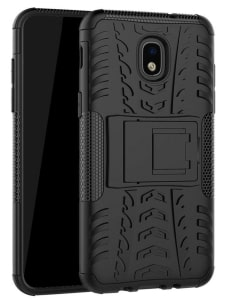 Galaxy J7 Crown Shockproof Protective Case by Yiakeng