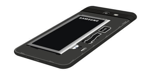 How to Insert Memory Card in Samsung Galaxy J7 Sky Pro