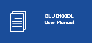 Blu B100DL User Manual