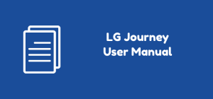LG Journey User Manual