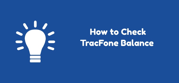 How to Check TracFone Minute Balance
