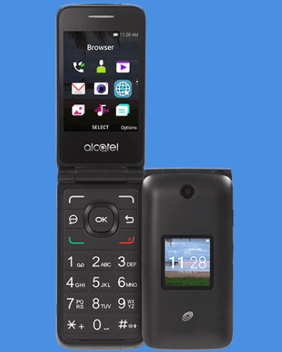 Alcatel MyFlip Design
