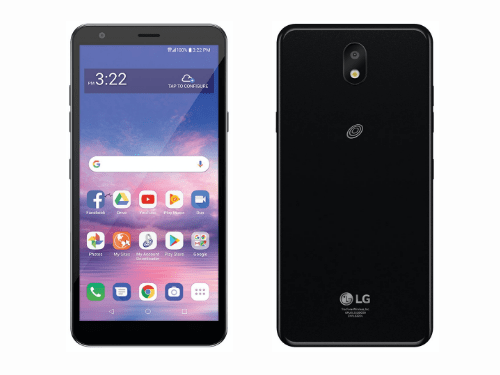 LG Journey LTE Pictures