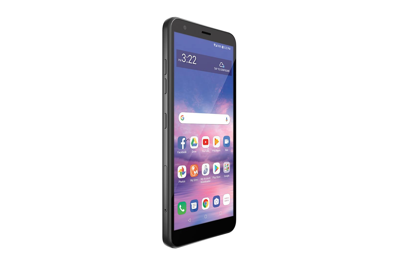 LG Journey LTE Side View
