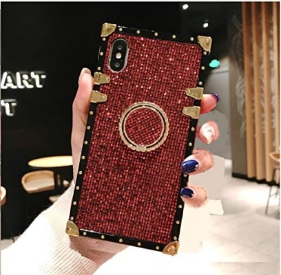 Galaxy A20 Bling case by SelliPhone