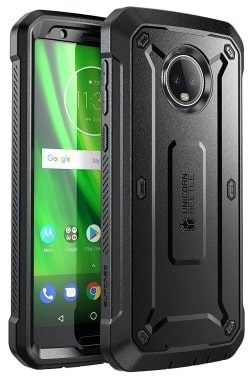 Rugged Holster for Moto G6 by SupCase
