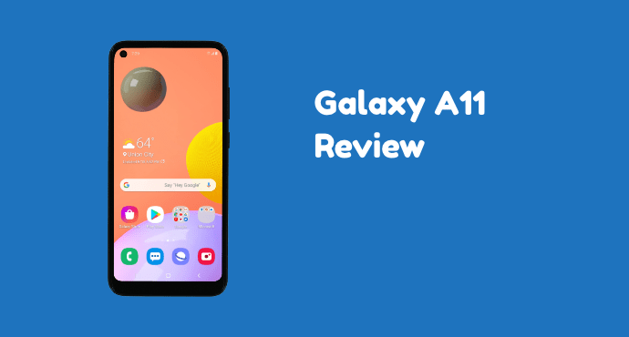 Samsung Galaxy A11 Review